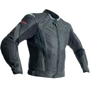 rst r 18 ce leather jacket black black 305x305 - Best Leather Motorcycle Jackets