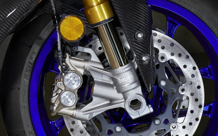 yamaha yzf r1 brake disc 2020 768x480 - The Best Motorcycle Brake Discs