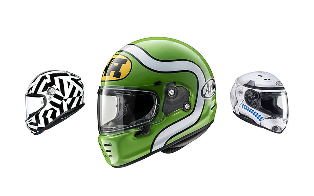 coolest motorcycle helmets - Cool motorcycle helmets